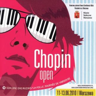CHOPIN OPEN Folle Journée Varsovie