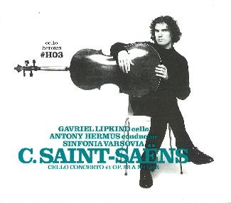 Sinfonia Varsovia - C. SAINT-SAËNS CELLO CONCERTO #1 OP.33 A MINOR