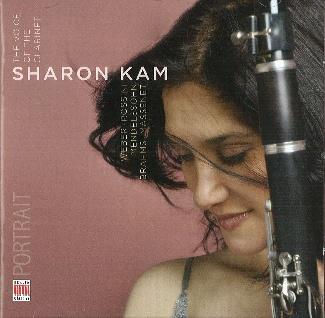 Sinfonia Varsovia - SHARON KAM THE VOICE OF THE CLARINET