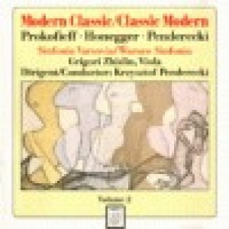 Modern Classic / Classic Modern