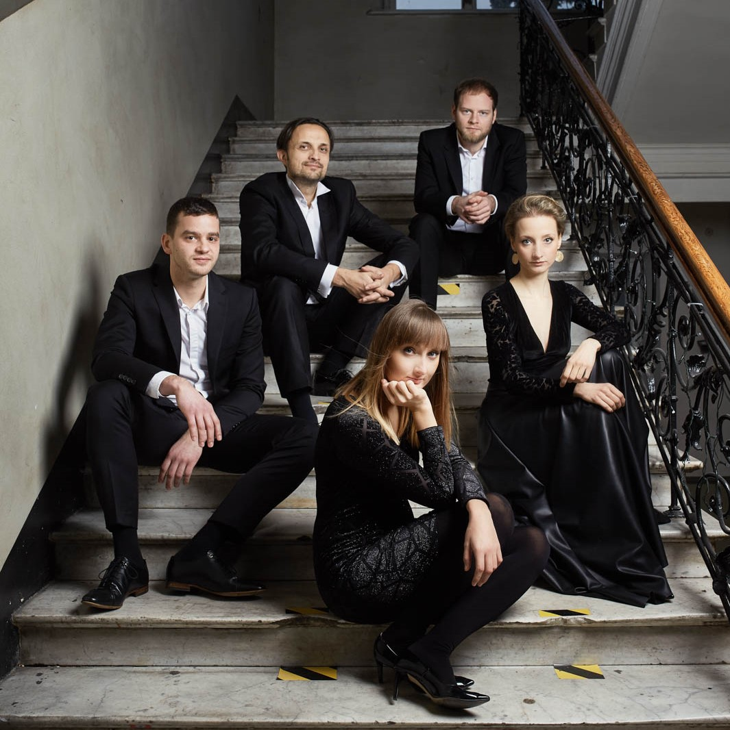 Alexandre Kantorow & Sinfonia Varsovia String Quintet