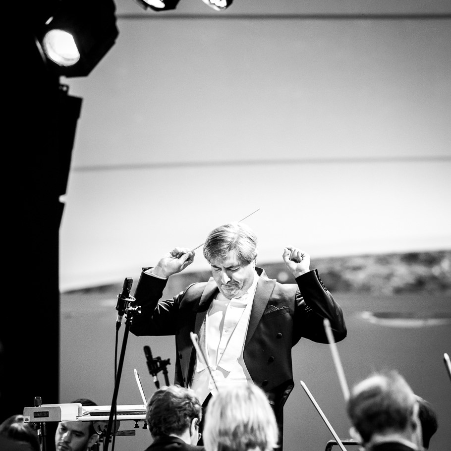 Daniel Raiskin & Arkadiusz Krupa & Zuzanna Elster & Sinfonia Varsovia