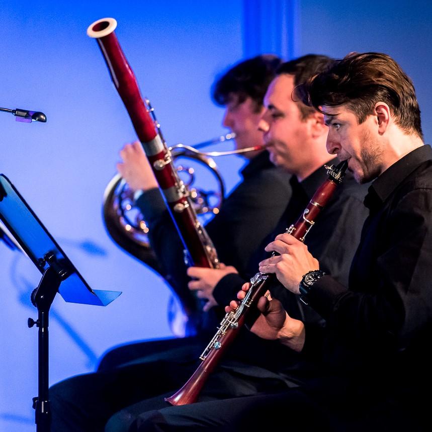 Sinfonia Varsovia Wind Quintet & goście