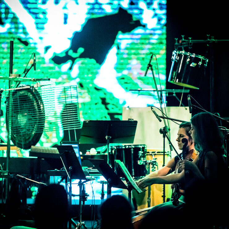 Experimental Tuesdays | Spółdzielnia Muzyczna contemporary ensemble