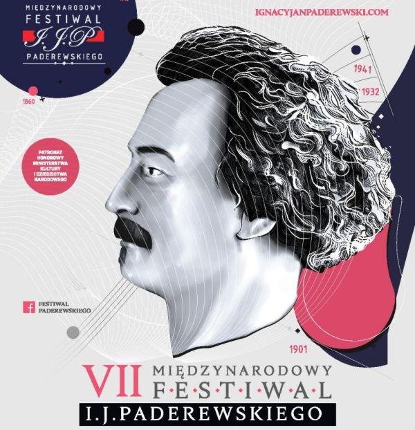 VII Międzynarodowy Festiwal Ignacego Jana Paderewskiego | Koncert Inauguracyjny