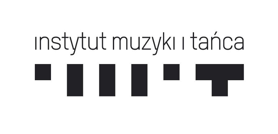 logotyp Instytutu Tańca i Muzyki