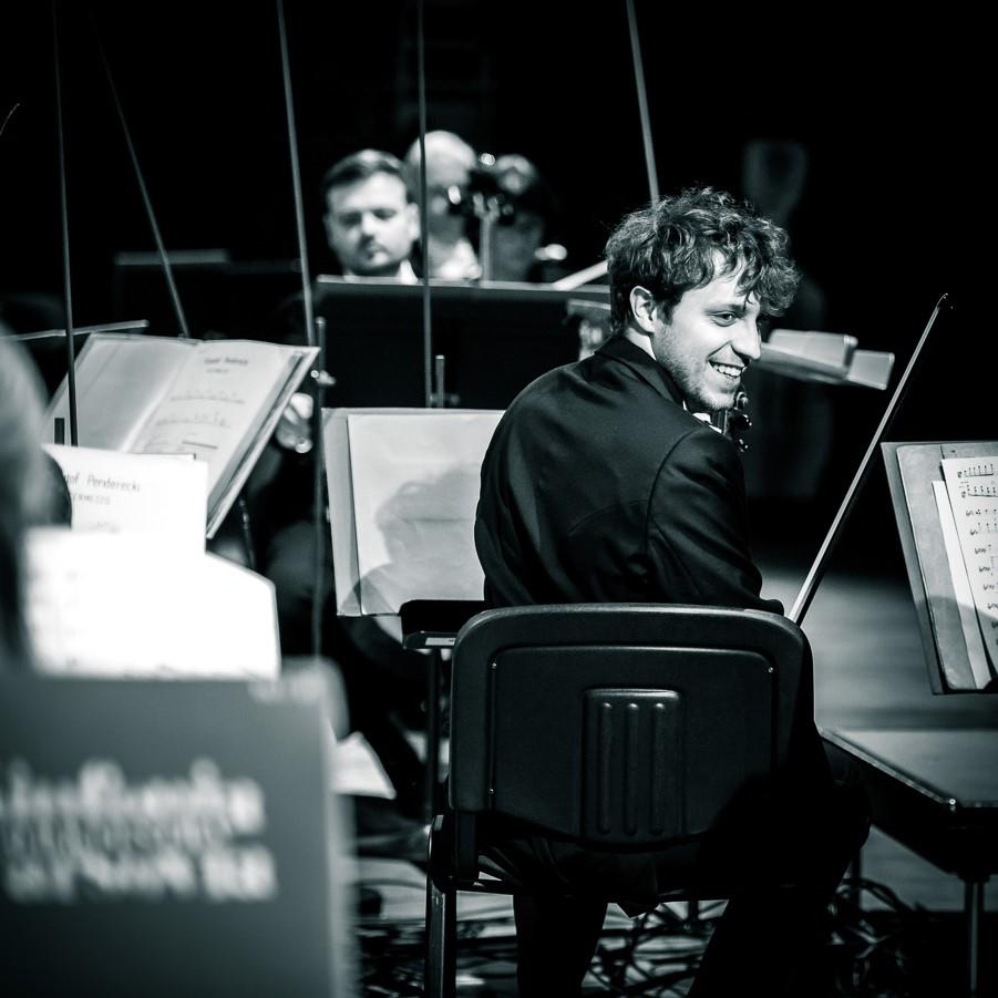 """Prawykonanie III Symfonii """"Koncertującej"""" Edwarda Sielickiego"""