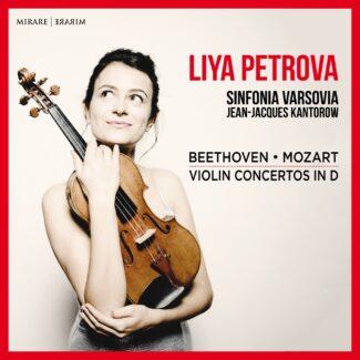 Beethoven · Mozart – Violin concertos in D
