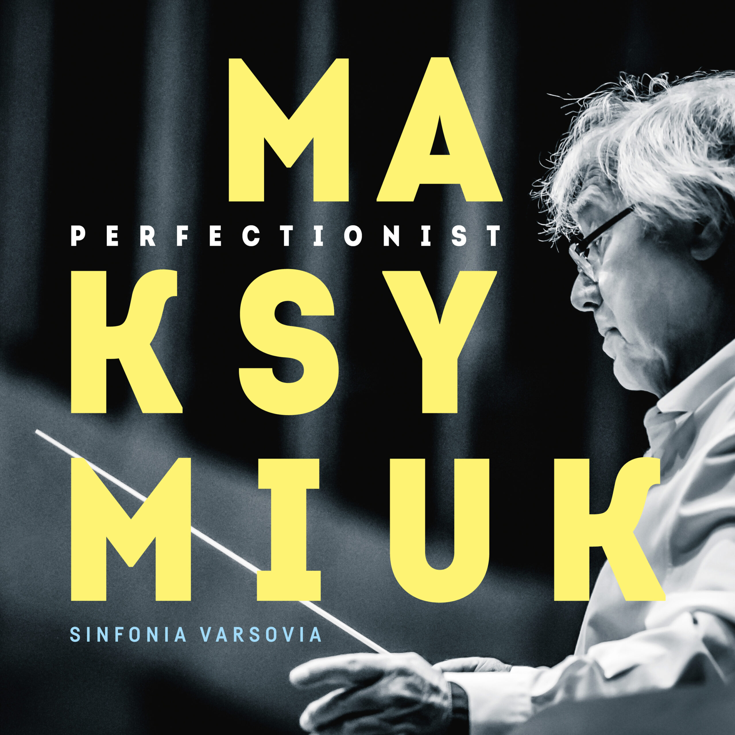 New Album Release: Sinfonia Varsovia and Jerzy Maksymiuk