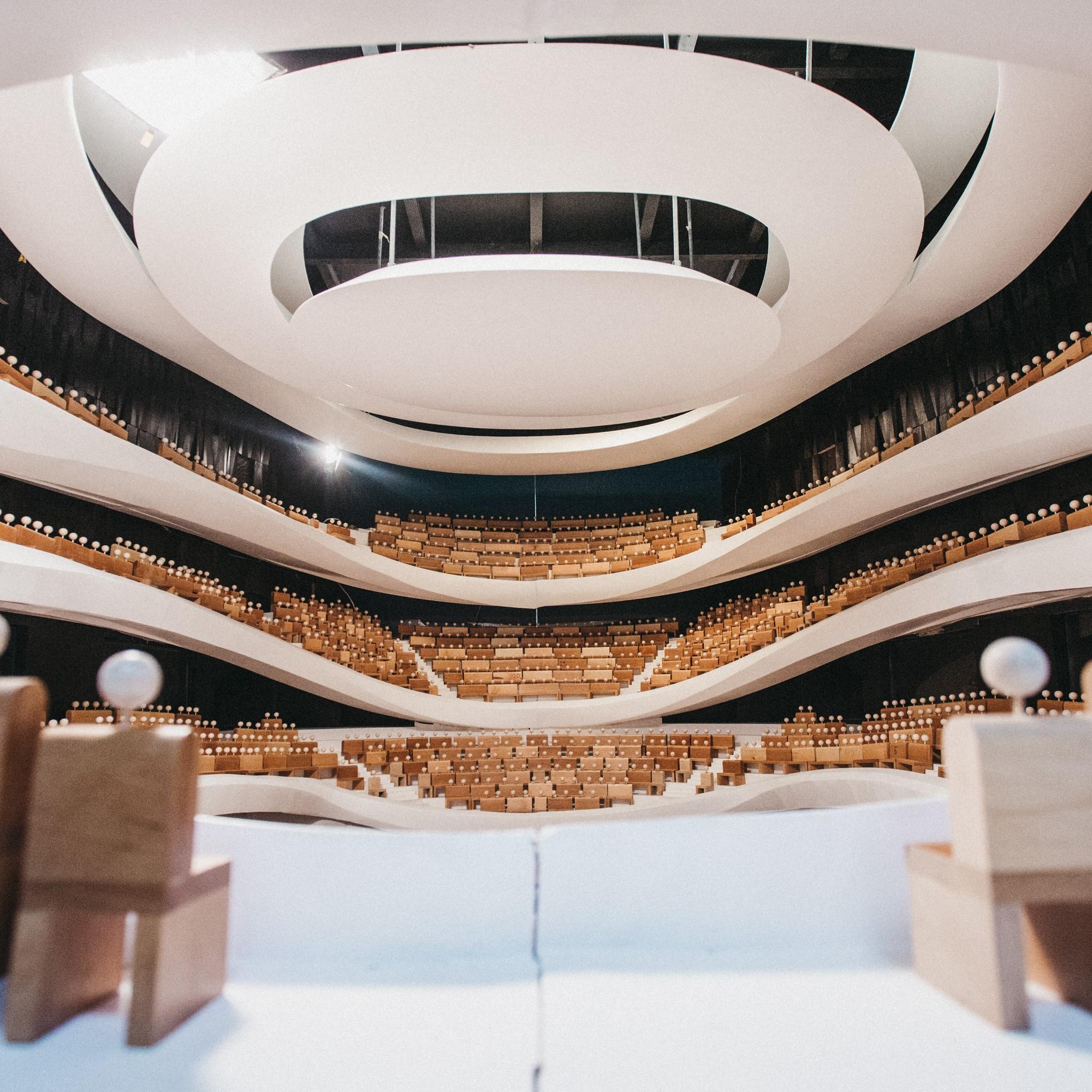 Sinfonia Varsovia wskali. Wystawa plenerowa