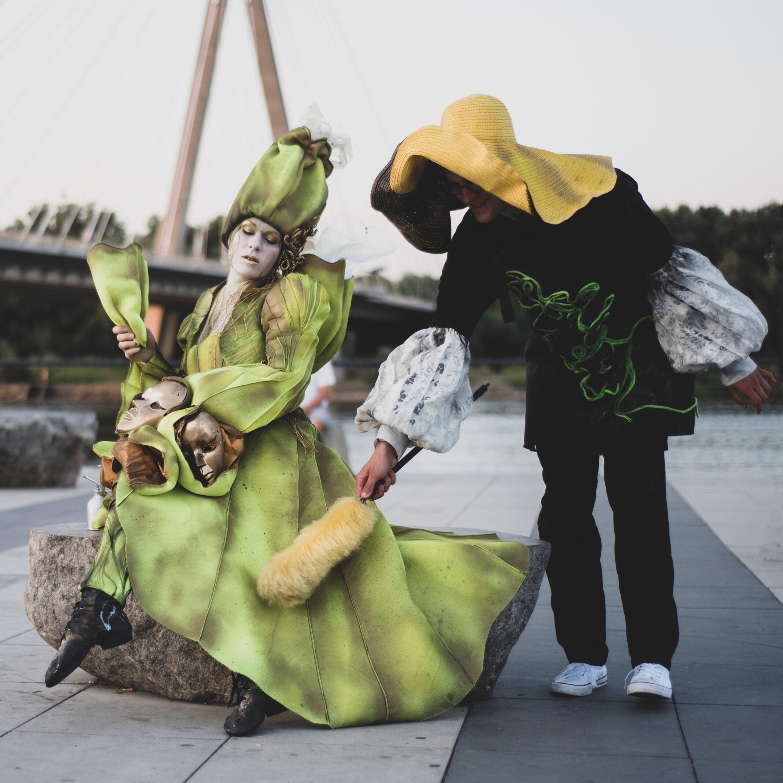"""Wydarzenie towarzyszące: Parada""""Żywa zieleń"""""""