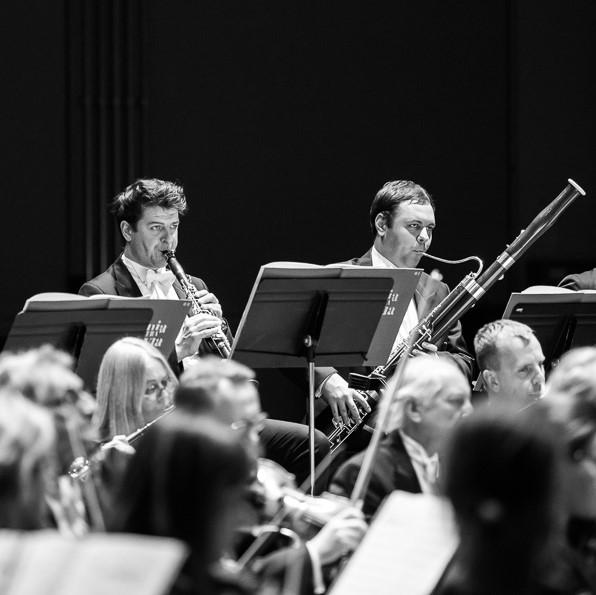 International Piano Festival of La Roque d'Anthéron: Nguci, Sinfonia Varsovia, van Beek