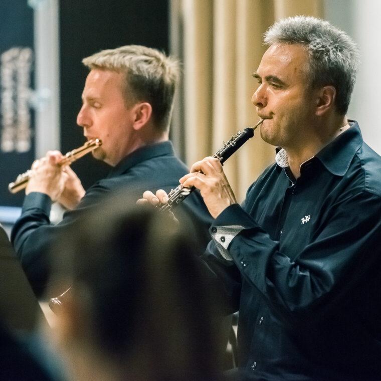"Sinfonia Varsovia Kamerlanie ""W dialogu zPendereckim"""