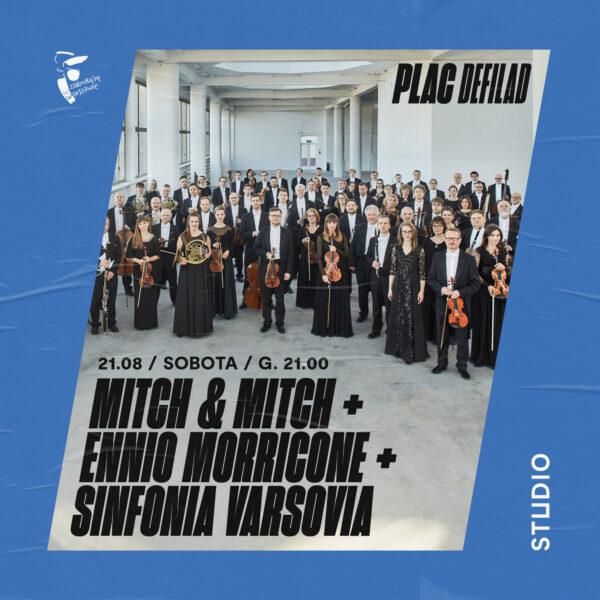 Mitch & Mitch, Ennio Morricone, Sinfonia Varsovia