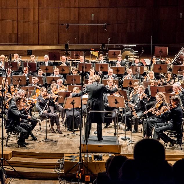 Bujnicka, Kryger, Kozłowski, Gierlach, Chór FN, Sinfonia Varsovia, Nagy | Festiwal Eufonie