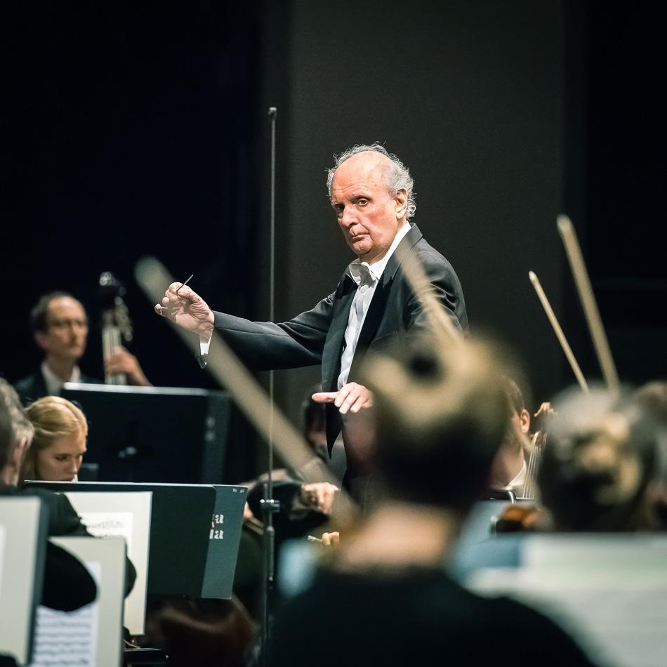 Marek Janowski iSinfonia Varsovia – Koncert Urodzinowy